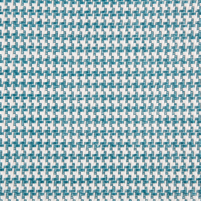 "Classic Teal Pattern 100% Cotton Rep Weave Placemat (19"" x 13.25"")"