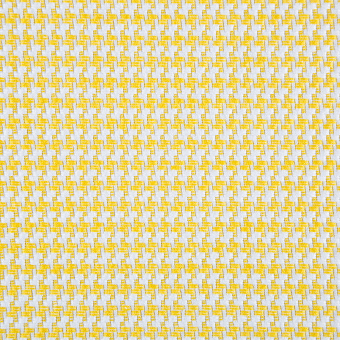"Classic Yellow Pattern 100% Cotton Rep Weave Placemat (19"" x 13.25"")"