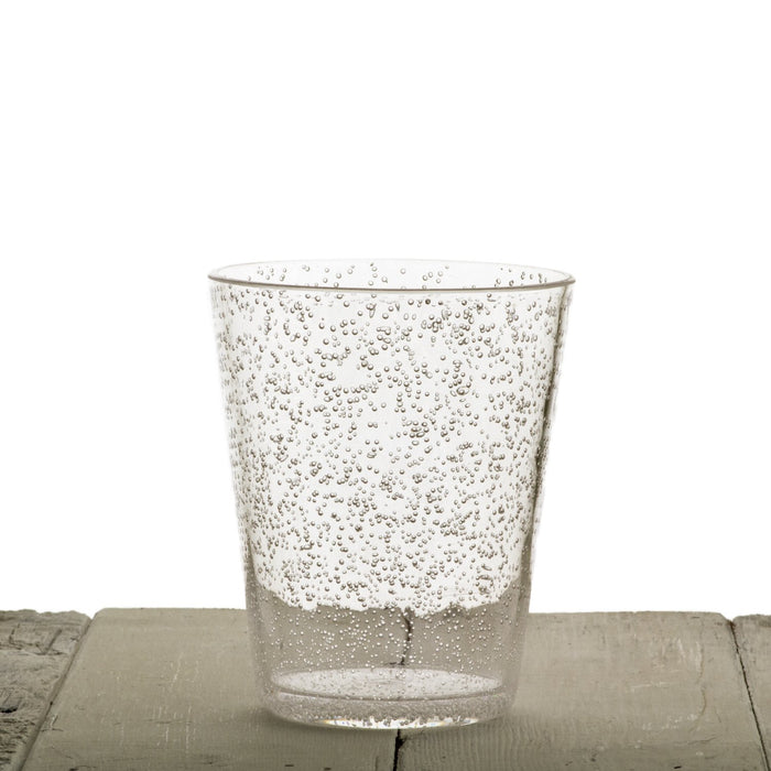 Clear Acrylic Bubble Cup