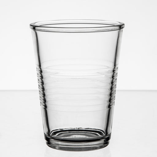Clear Glass Party Cup