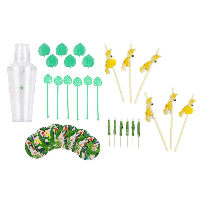 Cocktail Shaker Party Kit