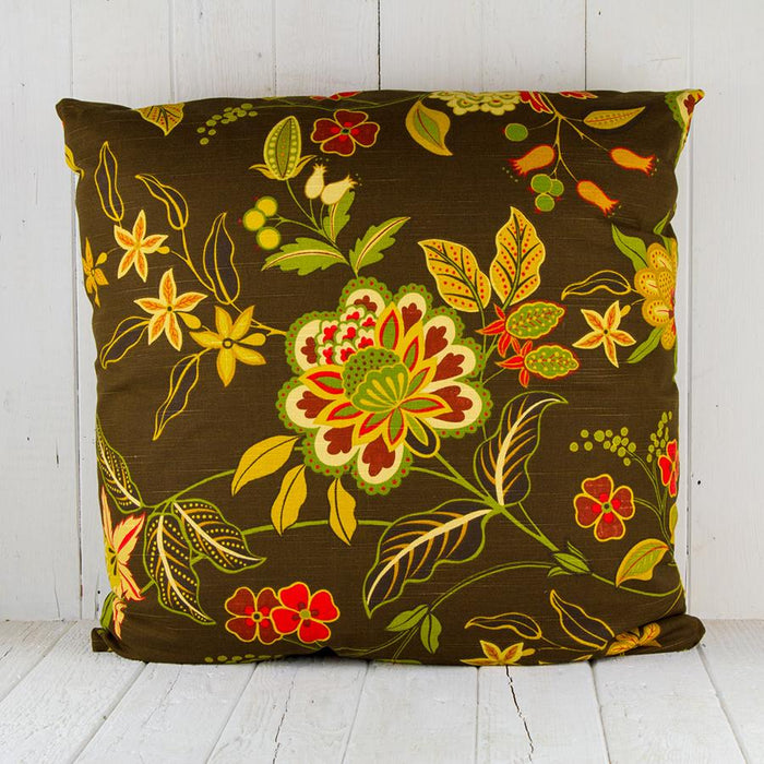"Coco Floral Pillow (24"" x 24"")"