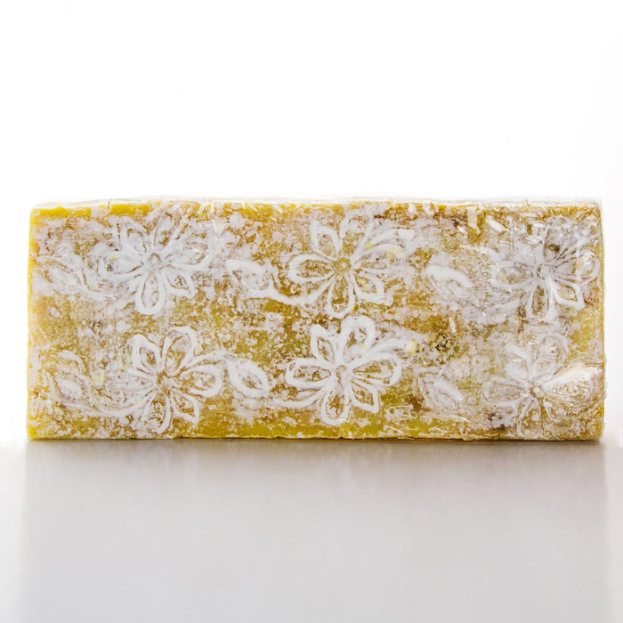Cold Processed 100% Natural Fresh Lime Soap Block (500g)