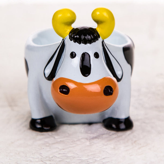 Colorful Baby Calf Egg Cup