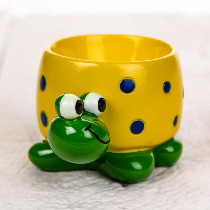 Colorful Baby Turtle Egg Cup