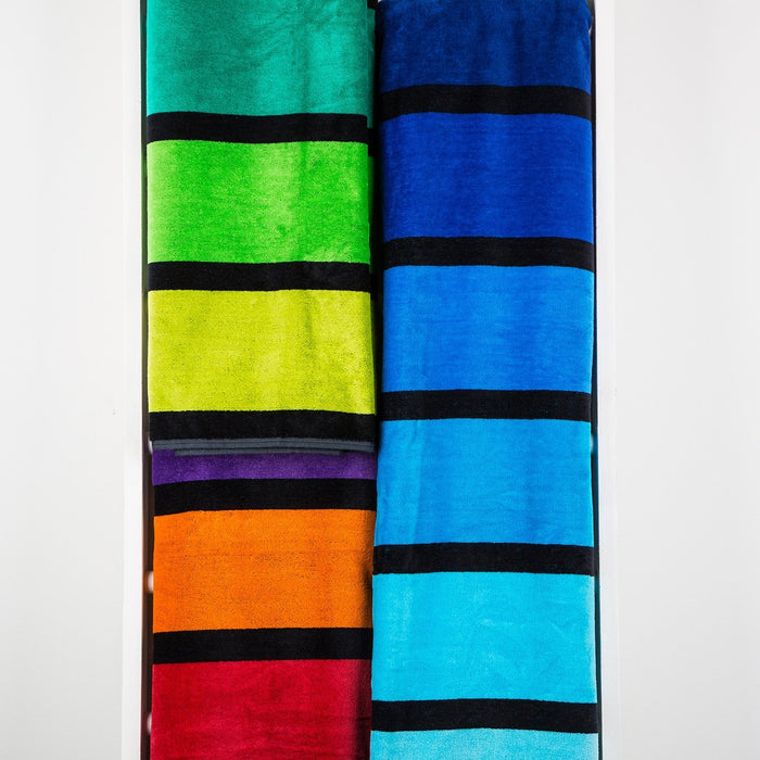 Colorful Happy Towels