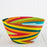 Colorful Telephone-Wire Weave Bowls (Large)