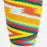 Colorful Telephone-Wire Weave Pencil Cups