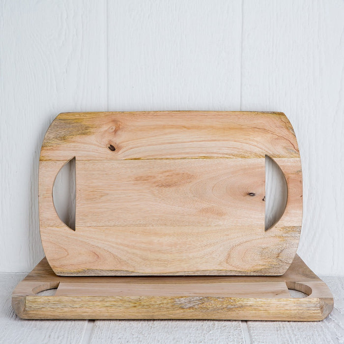 Coolie Mango Wood Tray (Small)