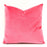 Cream and Pink Keep Calm Pillow