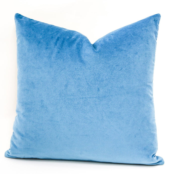 Cream and Turquoise Keep Calm Pillow