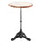 Cream Enamel Bistro Table