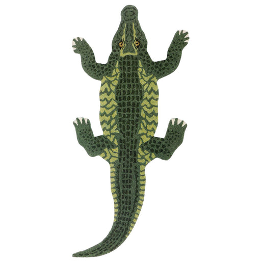 Crocodile Animal Rug (Small)