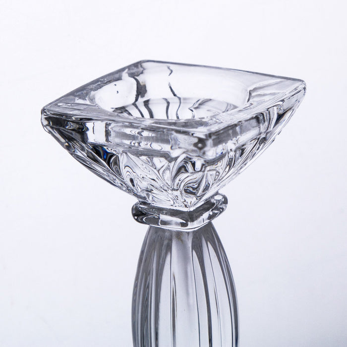 Crystal Clear Dorset Candlestick