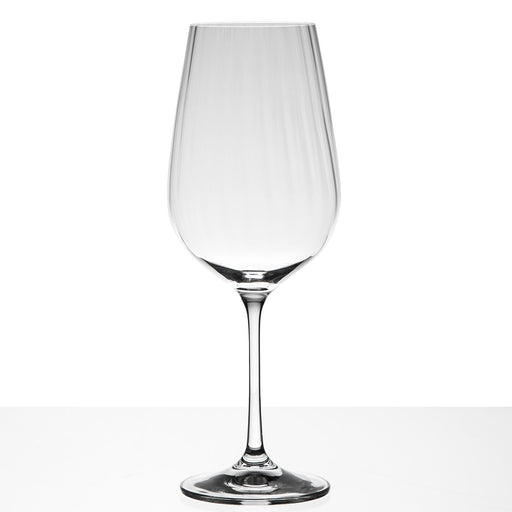 Crystal Waterfall Water Glass