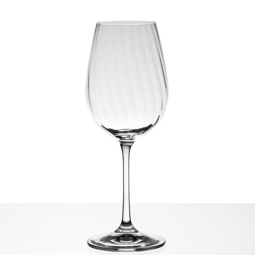 Crystal Waterfall Wine Glass