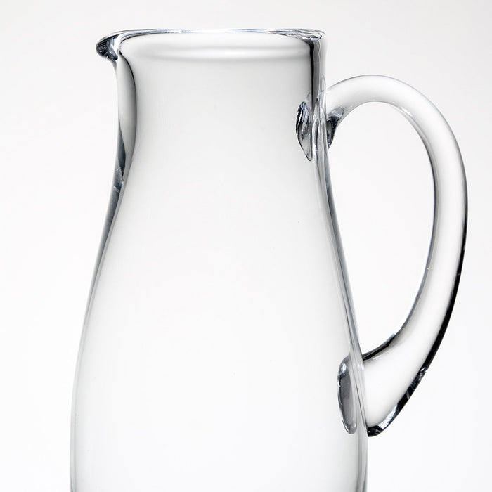 Curve Sided Pitcher