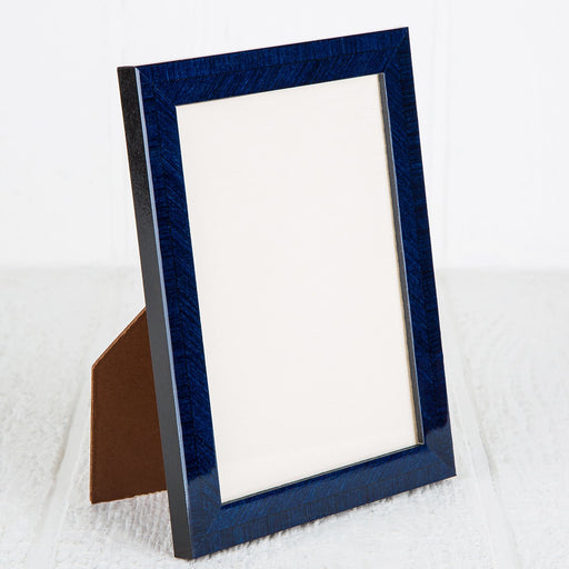 Dark Blue Biante Picture Frames