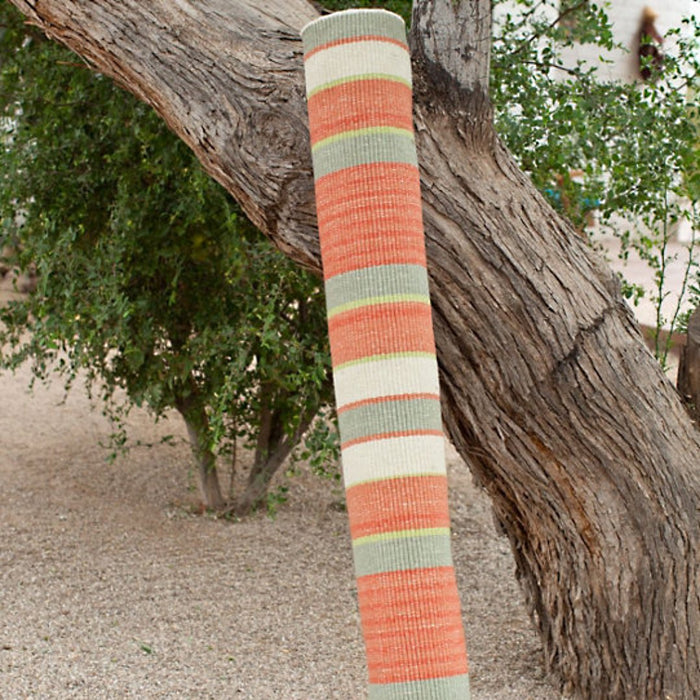 Dash & Albert Autumn Stripe Indoor / Outdoor Rug