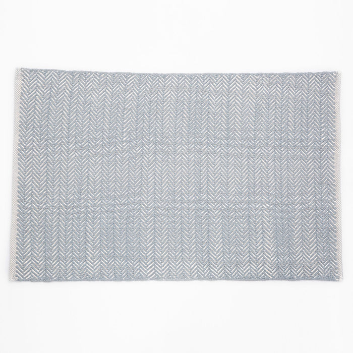Dash & Albert Blue Herring Indoor / Outdoor Rug