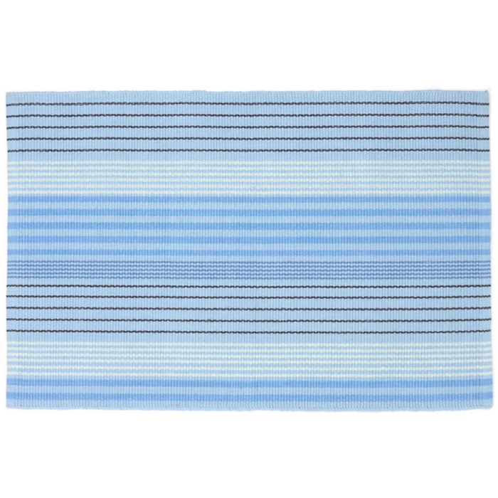 Dash & Albert Blue Sky Indoor / Outdoor Rug