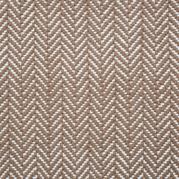 Dash & Albert Brown Herring Indoor / Outdoor Rug
