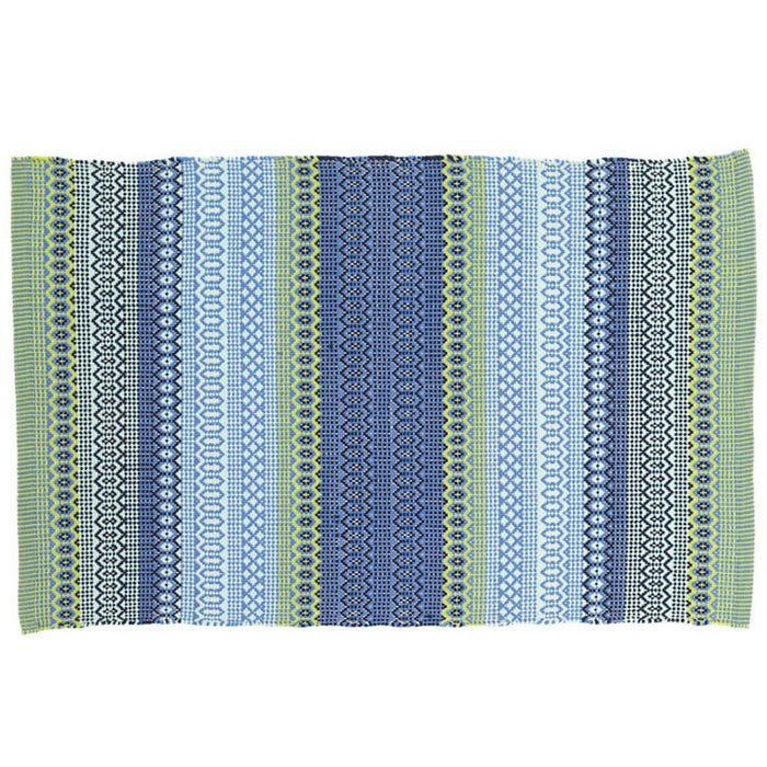 Dash & Albert Fiesta Stripe Indoor / Outdoor Rug