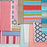 Dash & Albert Pink Herring Indoor / Outdoor Rug