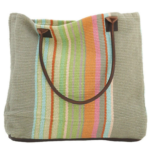 Dash & Albert Stone Tote Bag