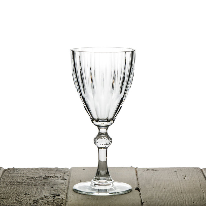 Diamond Water Glass
