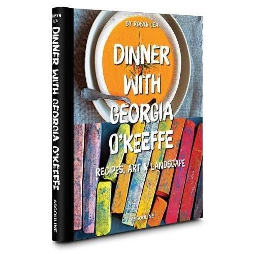 Dinner With Geroria O'Keeffe