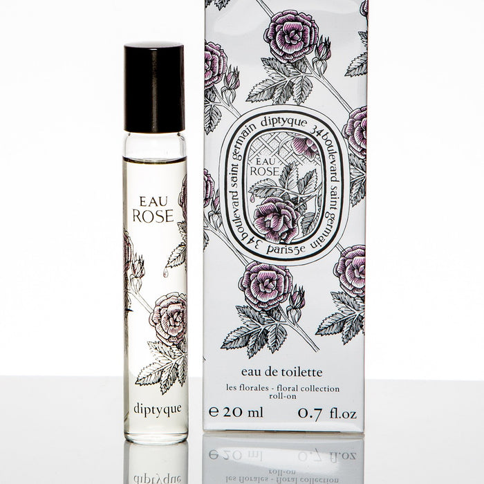 Diptyque Rose Roll-On Perfume (20ml)