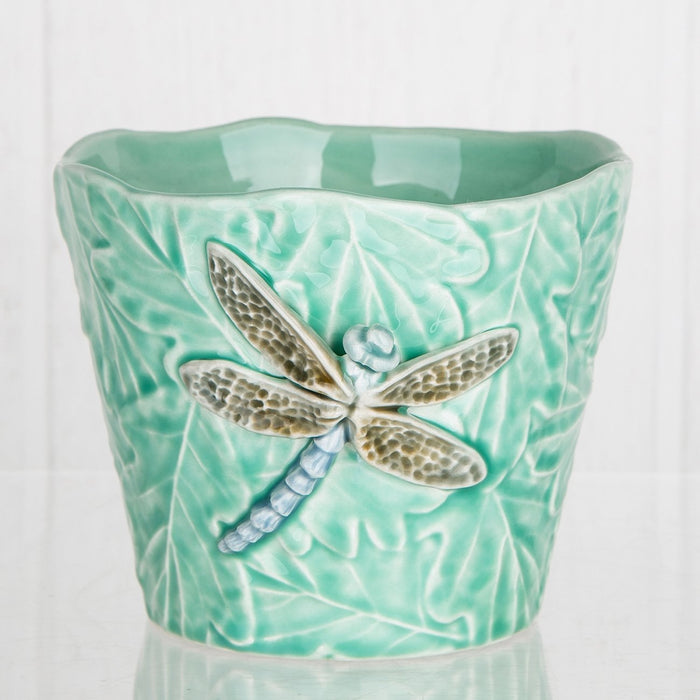 Dragon Fly Vase