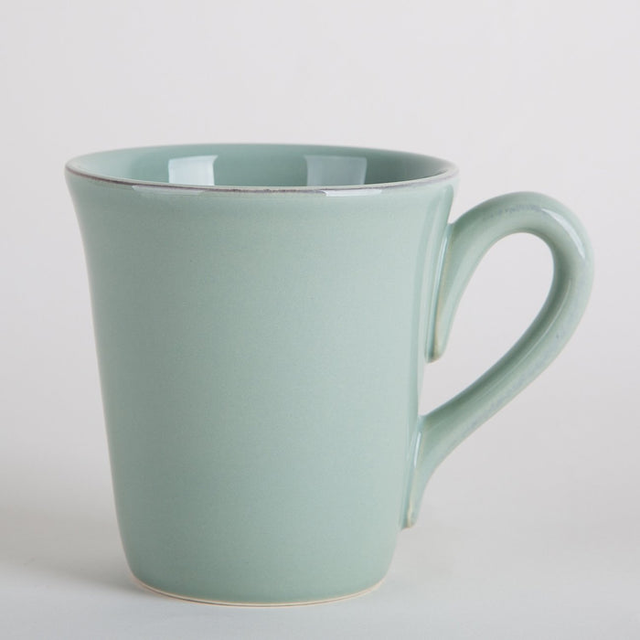 Earthenware Coffee Mug
