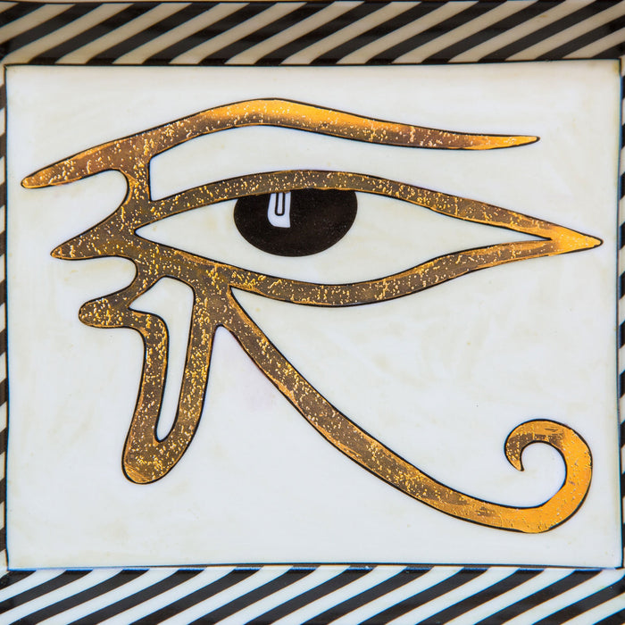 Egypt Eye Decorative Tray