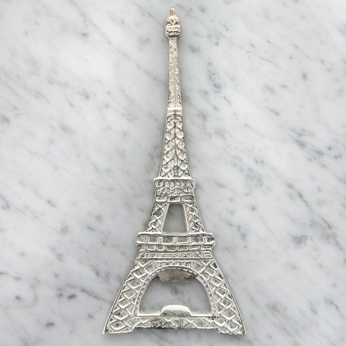 Eiffel Tower Stainless Steel Bottle Opener