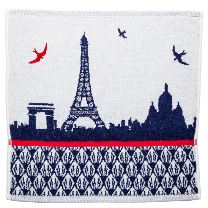 Eiffel Tower Terry Towel