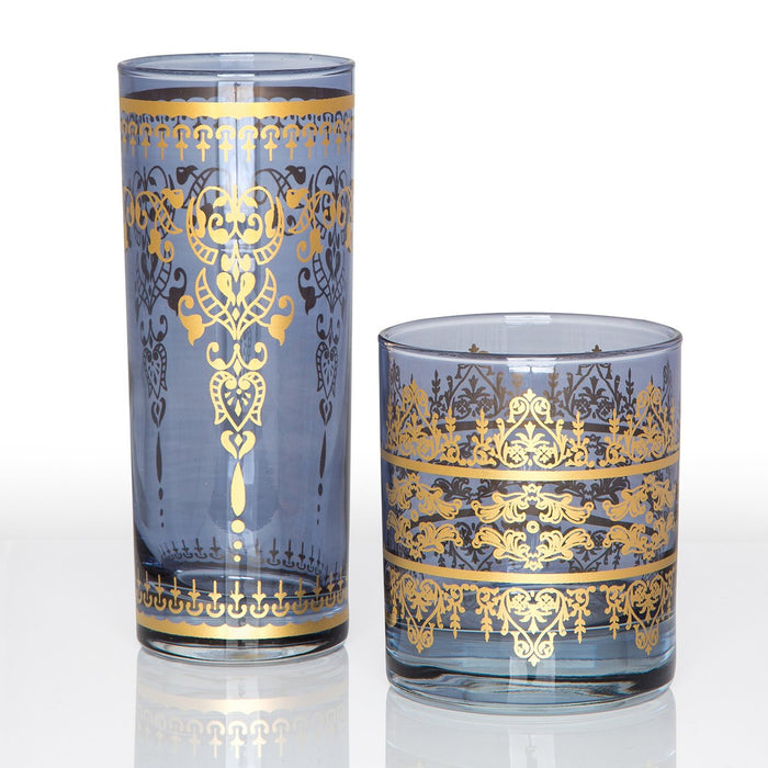 Empress Moroccan Tea Glasses