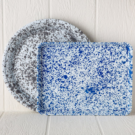 Enamelware Serving Trays