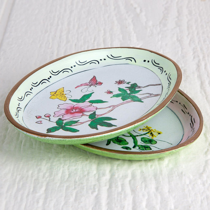 Flower Ring Dishes