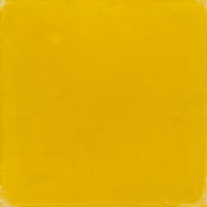 "Foncé Yellow Carocim Tile (8"" x 8"") (pack of 12)"