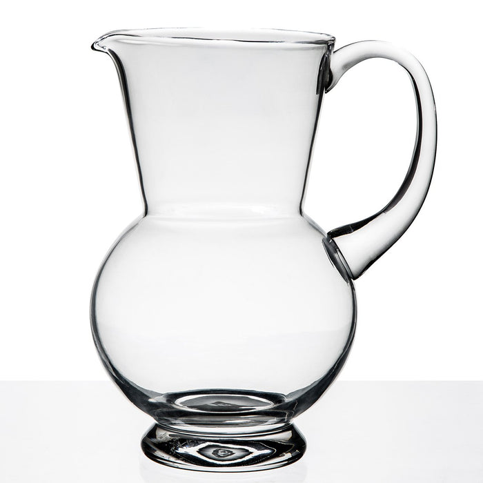 Footed Pitcher (2L)