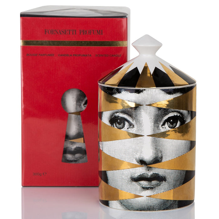 Fornasetti Losanghe Candle (10.5 oz)