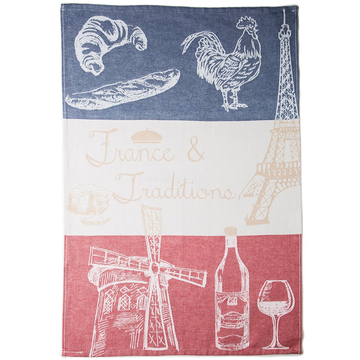 French Tradition Kitchen Towel