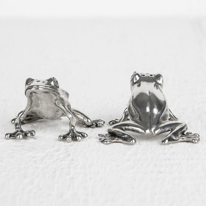 Frog Salt Pepper Shakers