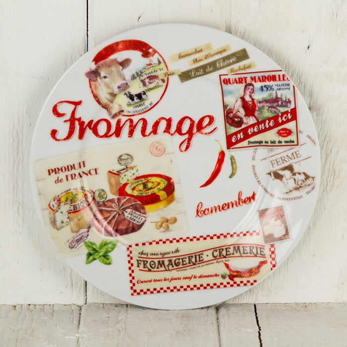 Fromage Print Plate