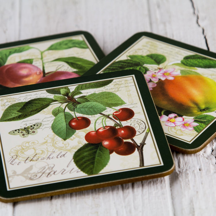 Fruit Coaster (Set of 6)
