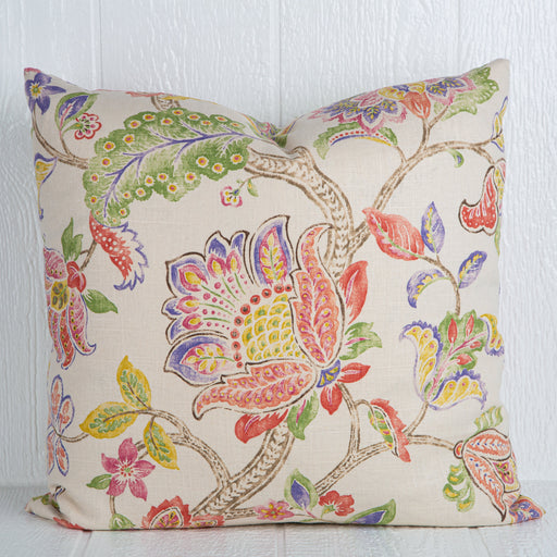 "Garden Retreat Pillow (24"" x 24"")"