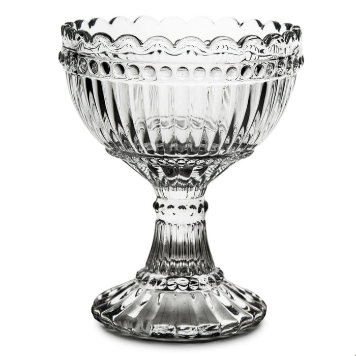 Glass Carolingien Goblet (12oz)