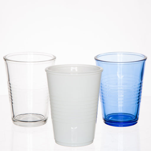 Glass Party Cups